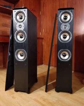 Polk Audio parlantes bafles torres columnas jbl klipsch kef Yamaha marantz sansui technics bowers B&W denon onkyo Bose