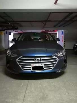 Hyundai Elantra 2017 Mecanico