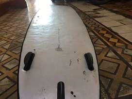 tabla longboard surf semi nueva