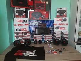 Car Audio DS18 -