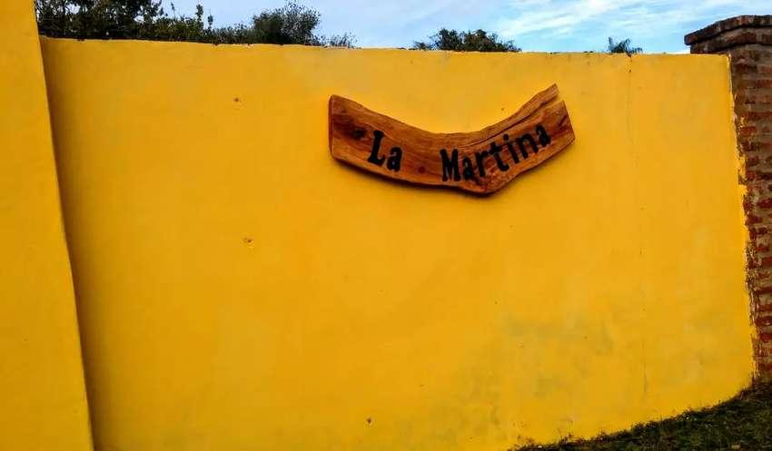"""Casa quinta """"La Martina"""" 0"""
