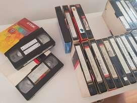 Videocinta, Videocasete  Cinta De Video Vhs Década 1990