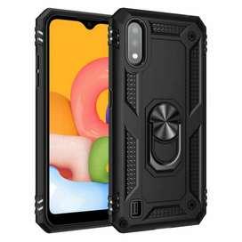 Galaxy A01 Case Carcasa Funda Protector Estuche+pantalla
