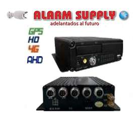 Dtx Dvr Movil 4 Canales 4g/gps Ref Rdm-44gsd