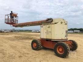 Venta de canastilla telescopica boom lift