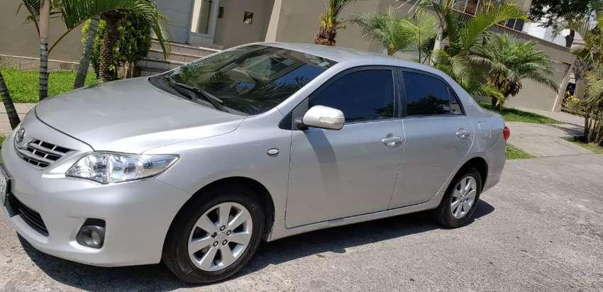 Toyota Corolla 2012  poco uso 66,000km San Borja 0