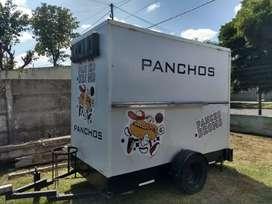 Vendo o permuto food truck