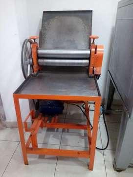 Cilindradora ELectrica para panadería