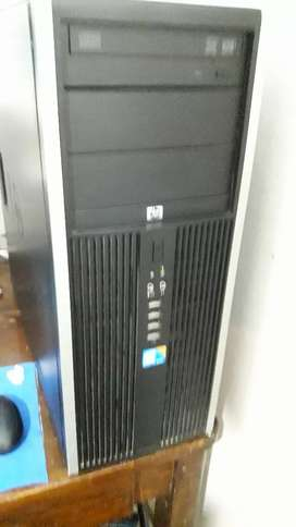 CPU HP compac 8100 elite