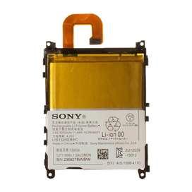 Bateria Original Nueva Xperia M4 Aqua Z1 Compact Z3 Z3 Compact Z2 Z5 Sony Z5 Premium