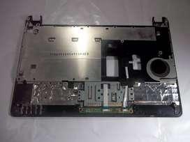 Carcasa Bangho Bx0x1 Base Inferior + Touchpad Palm C3853
