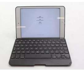 Estuche Teclado para Ipad Mini ZAGG Bluetooth