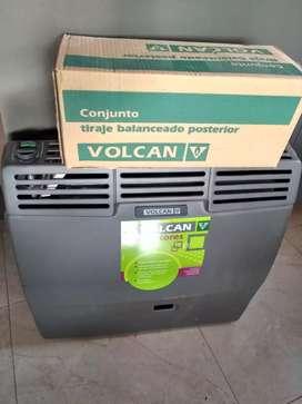 Calefactor tiro balanceado 5.000 kalorias