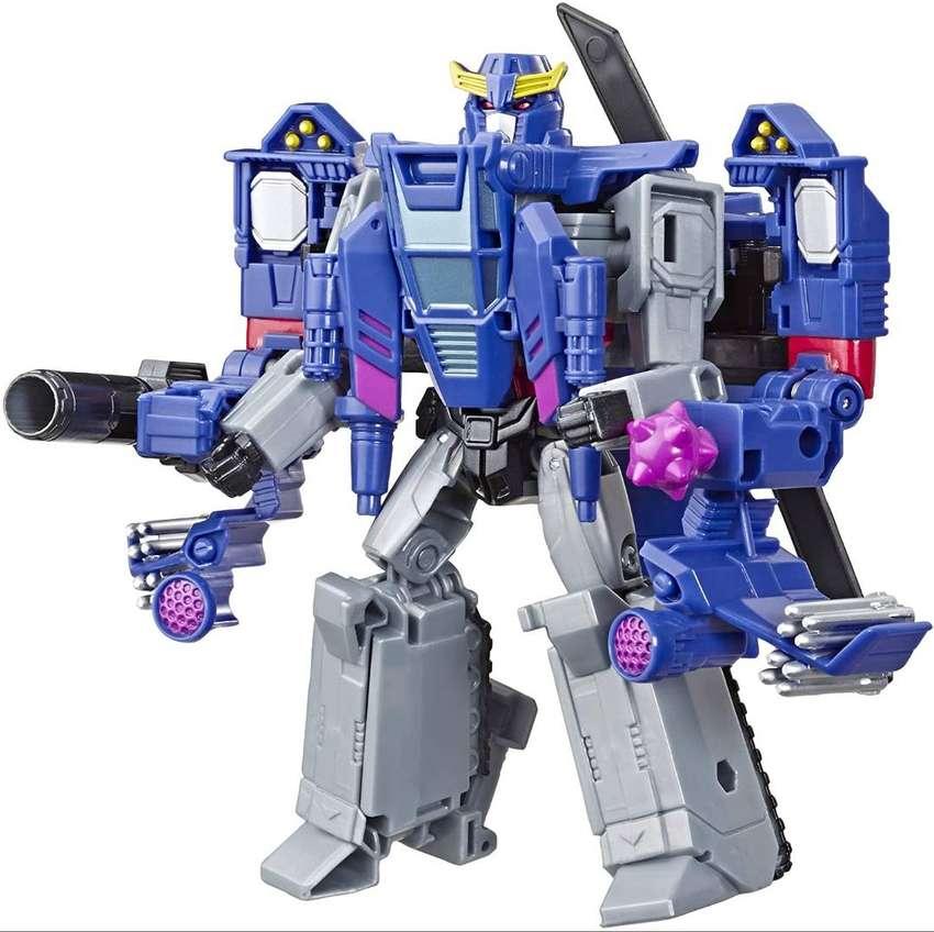 Megatron Chopper Cut Transformers Cyberverse Spark Armor