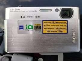 Camara Sony Tactil T900