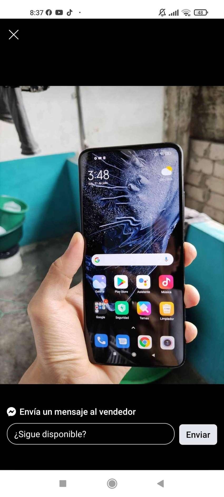 Se vende un Xiaomi note 10T Pro.