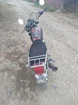 Moto ducare 150