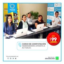 CURSO DE COMPUTACIÓN