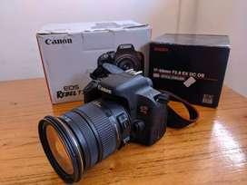 Canon t7i vendo