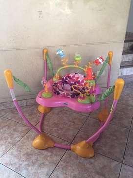 vendo Saltarin Brinca Brinca Jumper De Bebe Niño