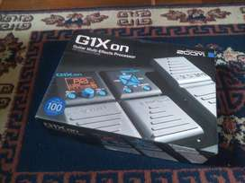 G1XON pedalera multi efectos guitarra zoom