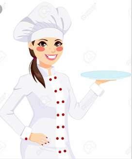 Busco trabajo de cocineras