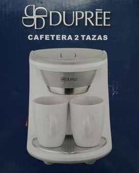 Cafetera 2 Tazas Snow NUEVO