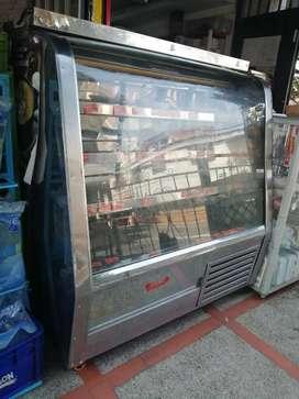 Se vende nevera panorámica congelador