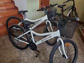 Bicicleta Mountain Gear