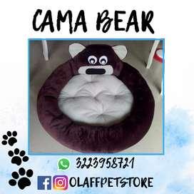 Hermosas camas para perros y gatos