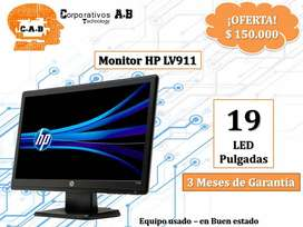 Monitor HP LV911 de 19 Pulgadas LED