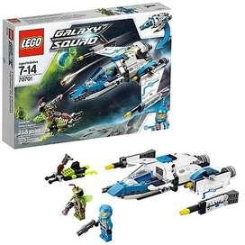 VENDO LEGO GALAXYSQUAD (70701)