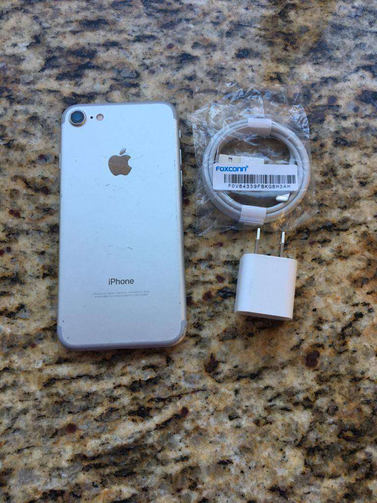 IPHONE 7 IMPECABLES 97%BATERIA 0