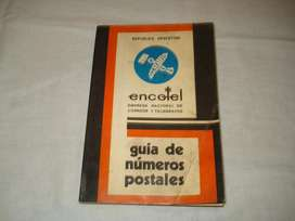 guia de numeros postales (1.976)