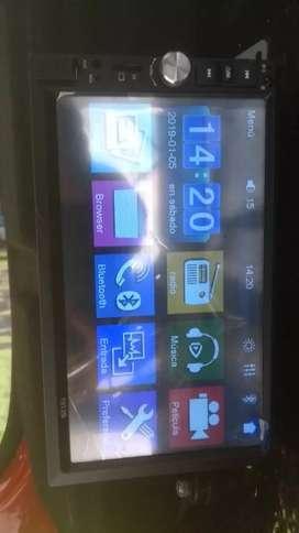 """Autoradio con pantalla de 7 """" pulgadas ala venta"""