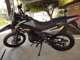 Moto MRX 125 modelo 2022 NEGOCIABLE con 3 meses de uso