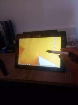 Acer Aspire converter tablet, portatil.