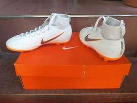 Botines niños Nike Mercurial