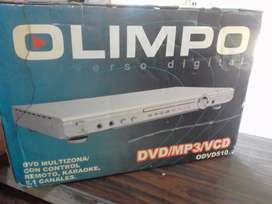 Vendo DVD/MP3/NCD
