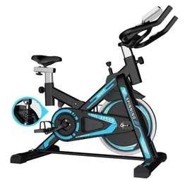 Bicicleta Spinning  Estática Apolo Con Monitor Gym Prof
