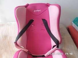 silla para carro bebe  y niña