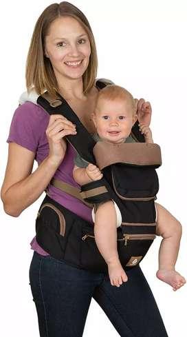 Mochila porta bebé canguro