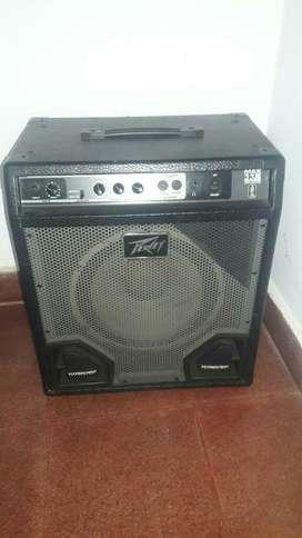 Amplificador de bajo Peavey Bandit 60
