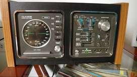 amplificador clarion vintaje