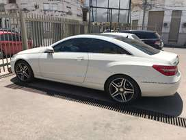 VENDO MERCEDES BENZ E350 COUPE ELEGANCE 2011