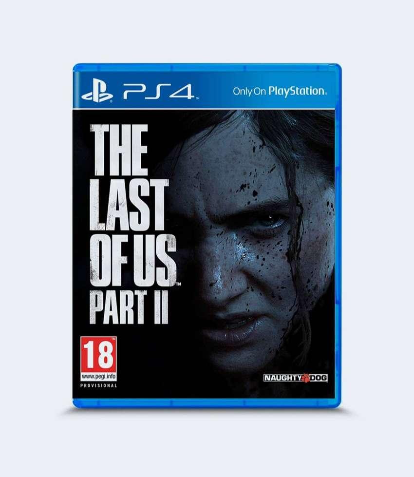 The Last of Us Part II 0