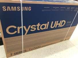 """Gran Promoción Tv Samsung  75"""" Crystal UHD 4k Smart Serie TU 7000"""