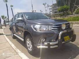 Toyota Hilux SR 2017 modelo 2018 4x4