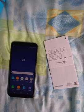 Samsung J8 Negro 2019