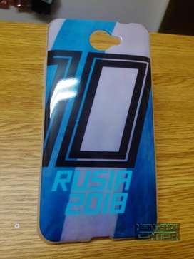 Funda Tpu Argentina Mundial Huawei Gw Metal Y7 Y7 Prime TRIBUNALES